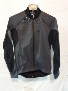 Louis Garneau Glaze 3 RTR Jacket - Men's XL Black/Gray retail $109.95
