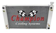 1988 89 90 91 92 93 94 1995 Chevy C/K Trucks 3 Row Rockin Champion Radiator
