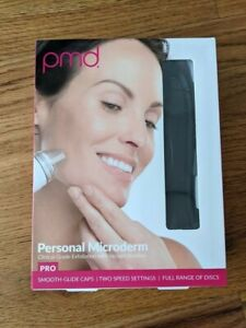 NEW PMD Personal Microderm Pro - Anti-Aging Microdermabrasion Skincare Tool