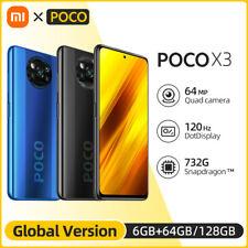 Xiaomi POCO X3 128GB 64GB Smartphone 6,67
