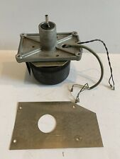 REVOX A77 Reel Capstan Motor Assembly with Spindle & Wire Leads Part Studer
