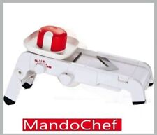 TUPPERWARE MANDOCHEF MANDOLINE MANDO CHEF VEGETABLE SLICER+ Free Shipping