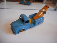 Budgie Toys Towing Tender and Breakdwon Truck in Blue