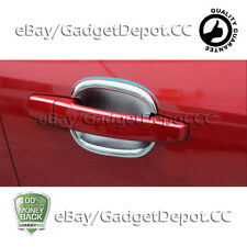 For 2010 2011 2012 2013 2014 Chevrolet Cruze Chrome Door Handle Bowls