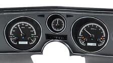 Dakota Digital 69 Chevy Chevelle El Camino Analog Gauges & Clock VHX-69C-CVA-K-W