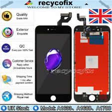 For iPhone 6S Screen Replacement 3D Touch LCD Digitizer Display Assembly Black