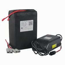 48V 40Ah Lithium Li-ion Battery Pack for 2000W E-Bike Scooters with BMS Charger