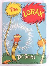 Dr Seuss The Lorax, First UK 1972 edition *Very Scarce*