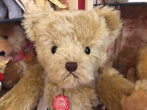 Teddy Hermann Ruppert Limited Edition 17/200 UK Seller - BEAR SHOP