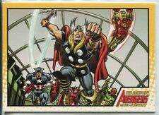 The Complete Avengers Promo Card CP1
