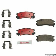 Brembo Disc Brake Pad fits 1988-2009 Mitsubishi Galant Eclipse 3000GT  MFG NUMBE
