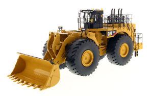 DCM85161 - Caterpillar 994F On Tires Wood Rockers Of Figurine