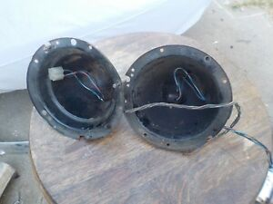 1959 1960 1961 1962 Austin Healey 300 bn6 100-6 headlight buckets