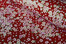 Tradizionale giapponese Chiyogami Washi Yuzen Paper (RE41) ~ foglio di grandi dimensioni 61 x 45cm