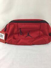 Nike Air Michael Jordan Cross-Body Fanny Pack Red Bag Adjustable 0242-R78 219