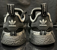 Adidas Nmd boost Sz 8 wmns or 7 mens Tape woven Ultra Pk Multi lot  og Mesh