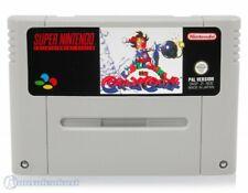 Nintendo SNES Spiel - Kid Klown in Crazy Chase Modul