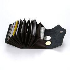 Porte-cartes de mode Bank Carte de crédit Porte-cartes d'identité Porte-monnaie