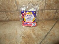 McDonald's Happy Meal Hot Wheels #4 Future McDonald's Nascar, 1999, New