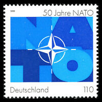 Germany 1999 - 50th Anniversary of NATO - Sc 2032 MNH