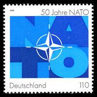 Germany 1999 - 50th Anniversary of NATO - Sc 2032 MNH