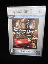 Midnight Club II para playstation 2