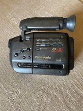 New ListingVintage Panasonic Palmcorder Afx8 Digital Fade Hq Pv-21D Vhs-C 1991