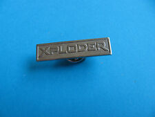 Raro Xploder Pin Insignia. Metal. VGC. Play Station, Etc..