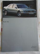 Audi A8 brochure Mar 1994