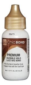 Salon Pro 30 Sec Chic Bond Premium Invisible Hold Lace Wig Bond