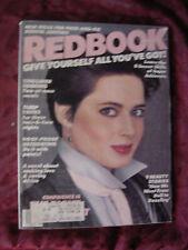 REDBOOK magazine September 1982 Isabella Rossellini Meryl Streep Glennita Miller