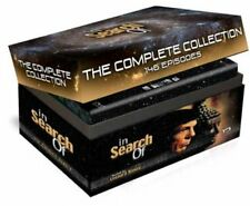In Search Of Complete 146 Episodes Leonard Nimoy Collection DVD Set Series Show