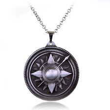 Game of Thrones House Martell Song of Ice and Fire Sun Pendant Necklace