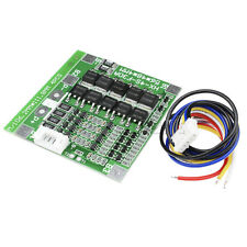 4S 30A 14.8V Cell Balance Li-ion Lithium 18650 Battery BMS PCB Protection Board