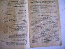 rare CATALOGUE ARTICLES COMIQUES 1933 le record du rire