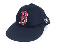 Boston Red Sox Youth Size Baseball Hat Cap MLB OC Sports Strapback Navy Blue