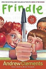 Frindle by Andrew Clements (1998, Paperback)
