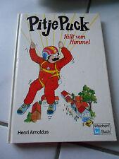 Henri Arnoldus Pitje Puck fällt vom Himmel   Band 23   Rarität