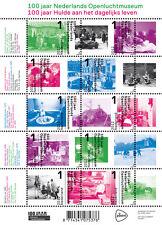 Nederland 2012 100jr ned Openluchtmuseum V2915-2924  postfris/mnh
