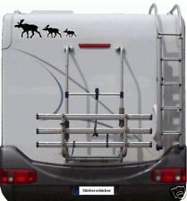 Elche 3 Stück für Wohnmobil Wohnwagen Caravan Bus Boot Van Fun Kult Oldschool