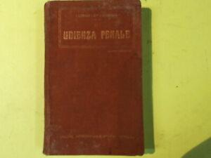 CINQUE CODICI PARTE II CODICI E LEGGI UDIENZA PENALE UTET 1921