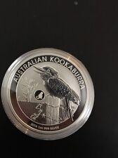 1oz australien argent kookaburra 2016 singe privé