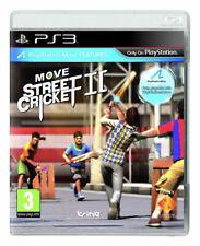 PS3 Move Street Cricket 2 - Sony Playstation 3