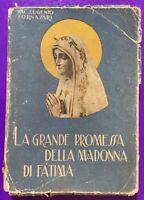 """LIBRO, """"LA GRANDE PROMESSA DELLA MADONNA DI FATIMA"""" -RIF. 9295"""
