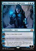 Jace, Unraveler of Secrets x4 PL Magic the Gathering 4x Shadows over Innistrad m