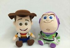 brand new Toy Story Woody Buzz Lightyear Plush Soft Doll 7''/18cm Tall set of 2