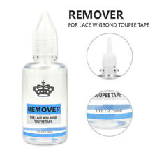 Professional Hair Adhesive Glue Remover for Hair Extension Tape Lace Wig 30ml