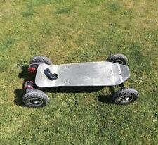 Electric skateboard off road