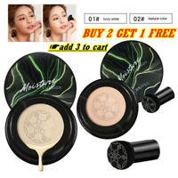 Air Cushion Mushroom Head CC Cream Concealer Moisturizing Makeup BB Cream 2020