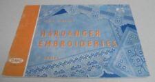 Hardanger Patterns & Instructional Media